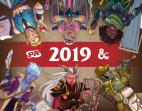 Penny Arcade partners with Wizards of the Coast to publish official Acquisitions Incorporated Dungeon Manual