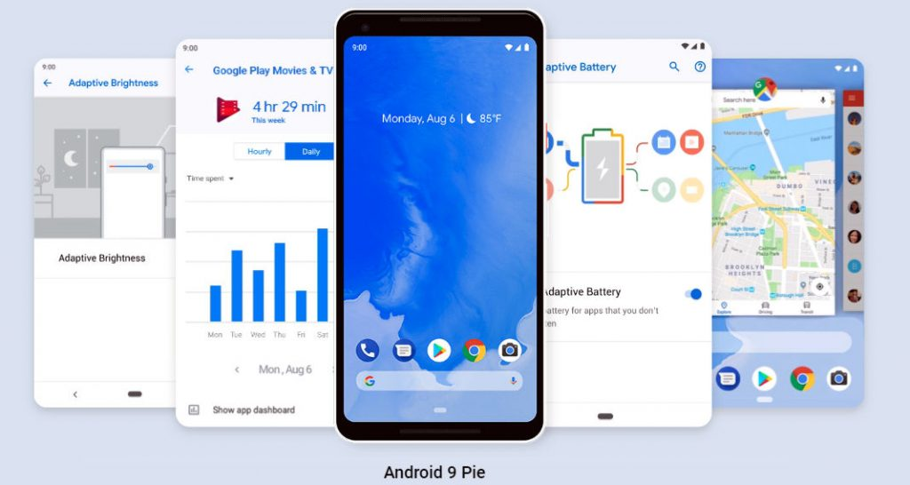 Google confirms Android 9.0 'P' as Pie; Stable update released for Pixel smartphones, Essential Phone