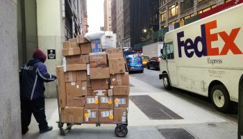 Report: Ahead of holiday push, Amazon blocks its third-party sellers from using FedEx Ground