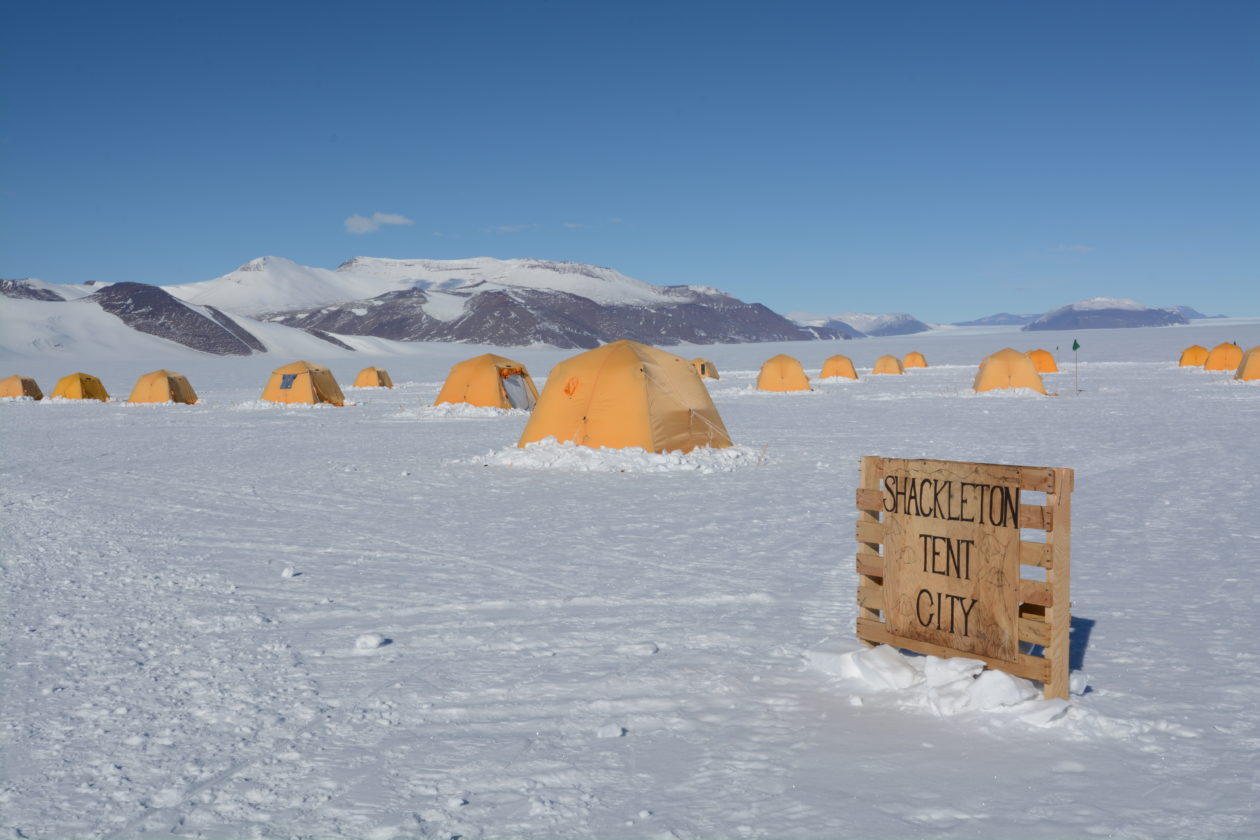 Shackleton Camp