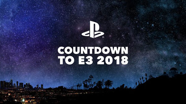 PlayStation Countdown to E3 2018