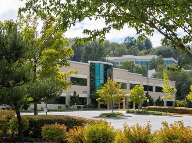 LeoStella building in Tukwila