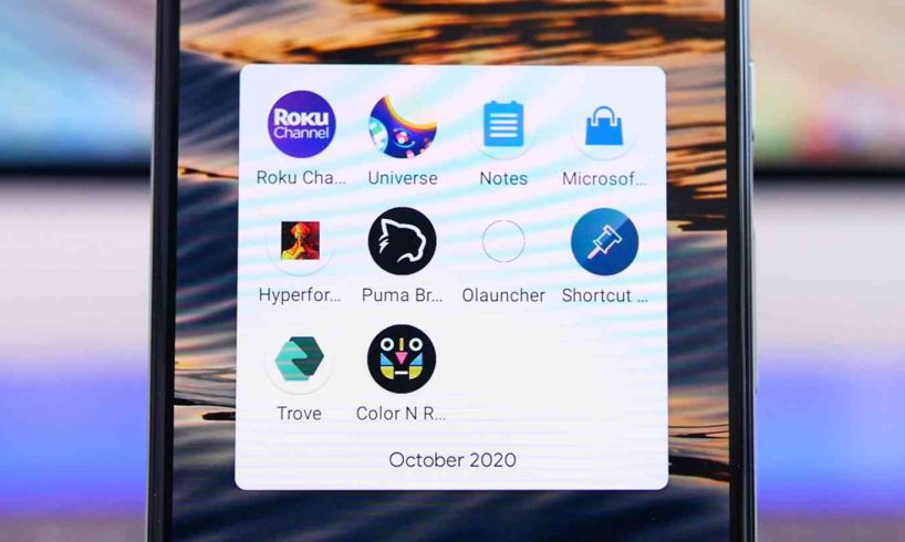 Top 10 Android Apps of October 2020!