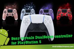 Sony reveals DualSense controller for PlayStation 5