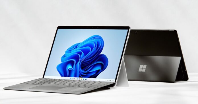 Surface Pro 8 announced